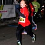 Gossauer Weihnachtslauf und Lustenauer Crosslaufserie 1ter Lauf
