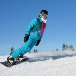 Leichtathletik Skitag Laterns