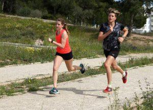 Mallorca 2016, Sarina und Eva