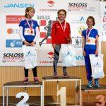 Janina als Siegerin