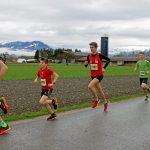 Dario im 5 Km Rennen