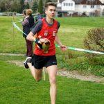Dario als Staffelläufer