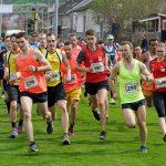 Start des Hauptrennen