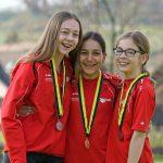 Red Wal Céline, Samira und Alexandra