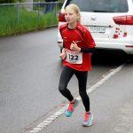 Ida Luise im 1000 m Lauf