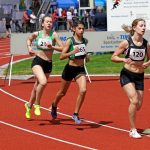 Céline nach 400 m