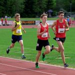 Dario im 1500 m