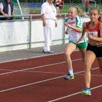 Kim Willi im Sprint