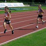 Zweite Runde bei 750 Meter