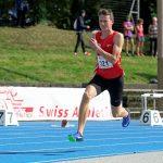 Daniel Löhrer über 200 m