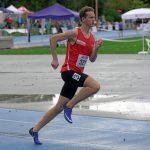Daniel Löhrer über 400 m