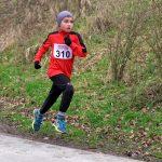 Timo, noch 1 Km in Ziel
