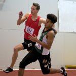 Daniel im 200 m Rennen
