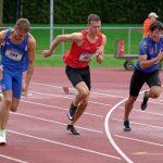 Daniel Start 100 m