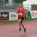 Daniel im 400 m Lauf