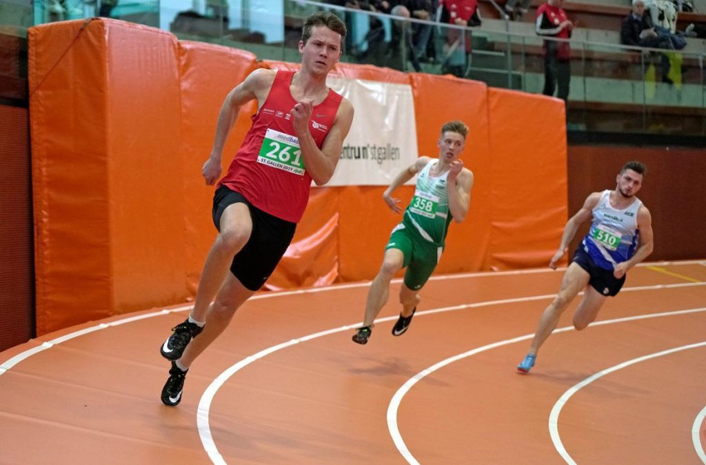 Daniel über 400 m
