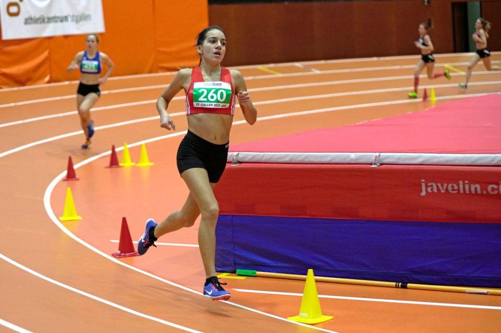 Samira in der letzten Runde