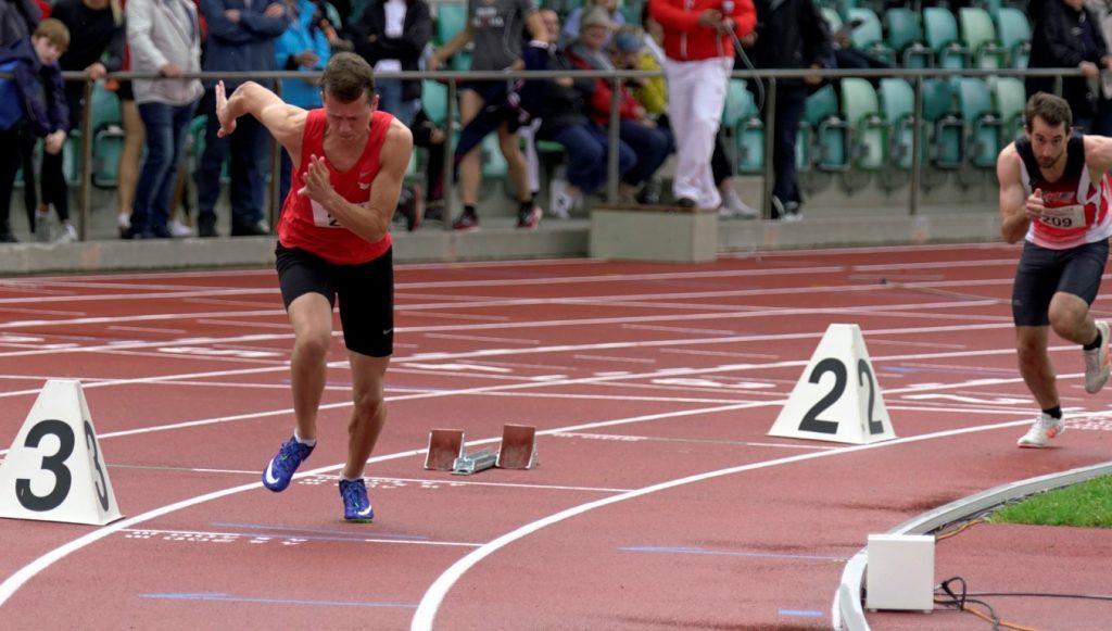 Daniel in Basel Start