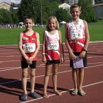 UBS KIDS CUP und Swiss Athletics Sprint Kantonale Finale in St. Gallen