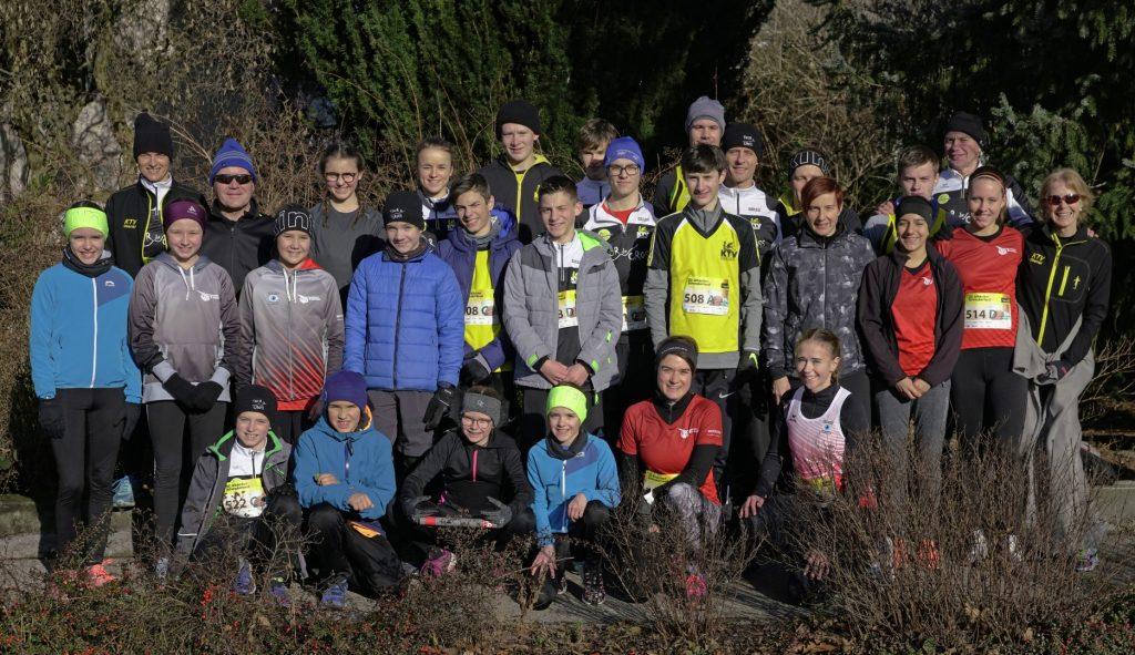"""Team """"TOUR DE CROSS"""" ; Diepoldsau, KTV Oberriet und STV Oberriet- Eichenwies"""