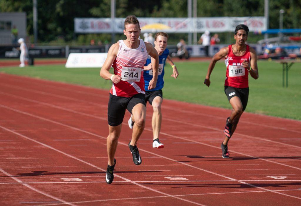 Vorlauf 100 m