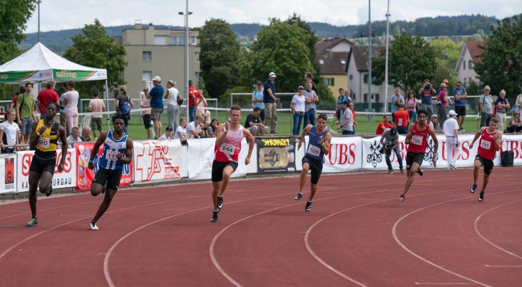 Vorlauf 200 m