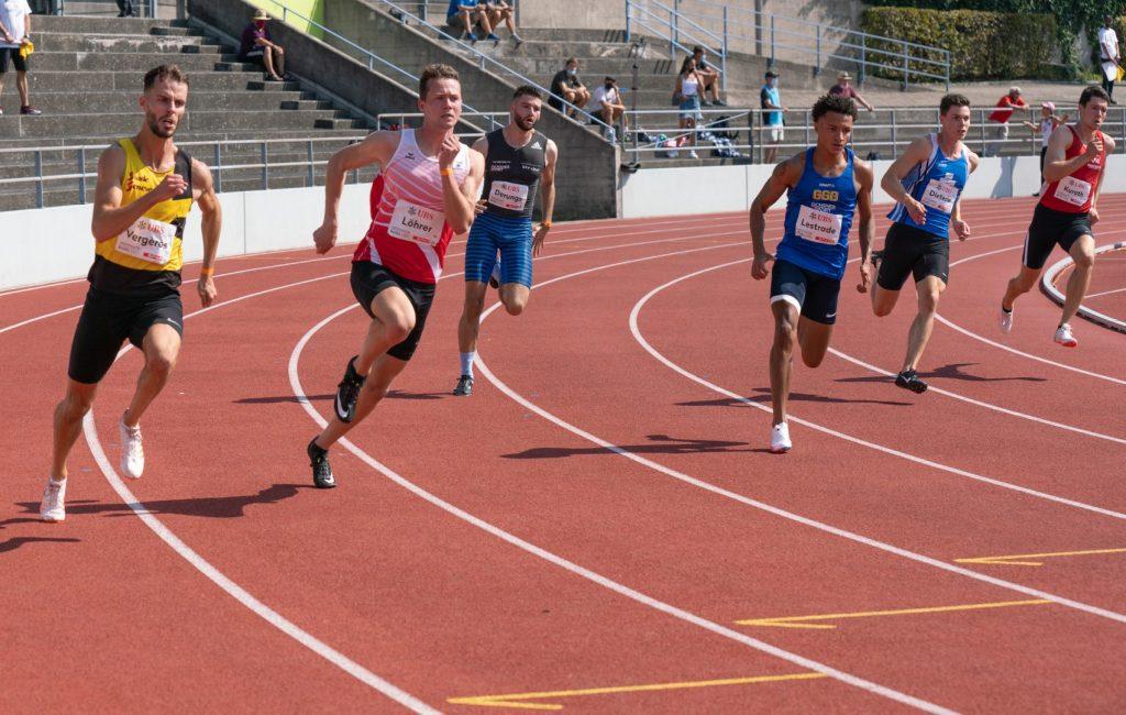 Daniel Vorlauf 200 m