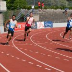 Schweizermeisterschaft der Aktiven in Basel 2020.