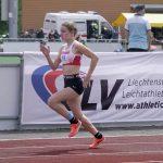 UBS KIDS CUP und Swiss Athletic Sprint in Eschen 2021