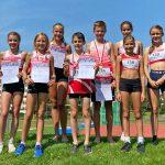 Citius Meeting Bern, Athletic Sprint Wil, Track Meeting Tübach, GESA Cup,  Kids Cup St. Gallen 2021